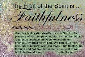 Faith transforms