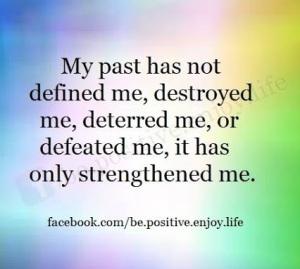 my past