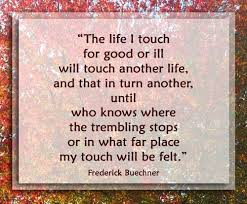 lifes touched