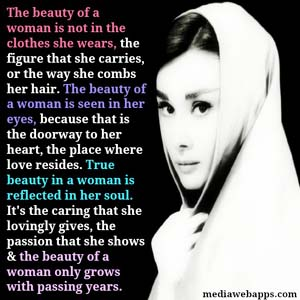 Audrey-quotes