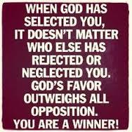 gods favour