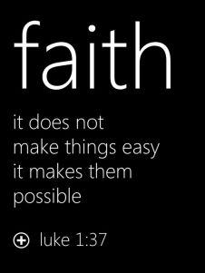 possible-faith
