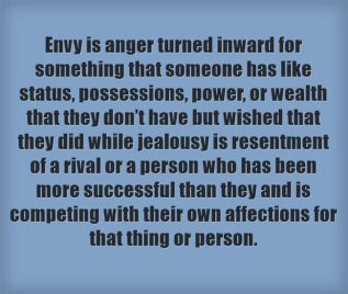 Envy-vs-Jealousy
