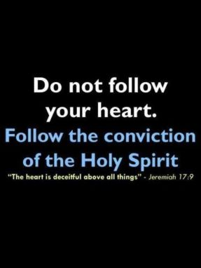 be led by the spirit
