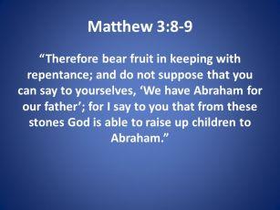 Matthew 3