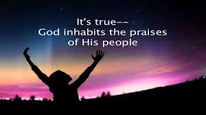 inhabit praise