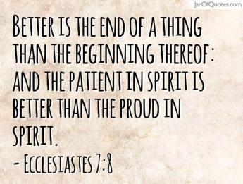 patient in spirit