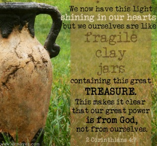 light in the clay
